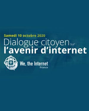 Dialogue citoyen avenir internet