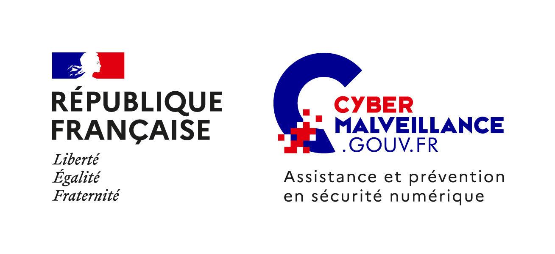 Logo Assistance aux victimes de cybermalveillance
