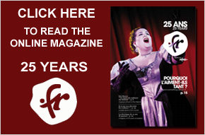 Click here to read the online magazine 25 years