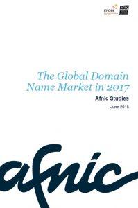 Global domain name market 2017