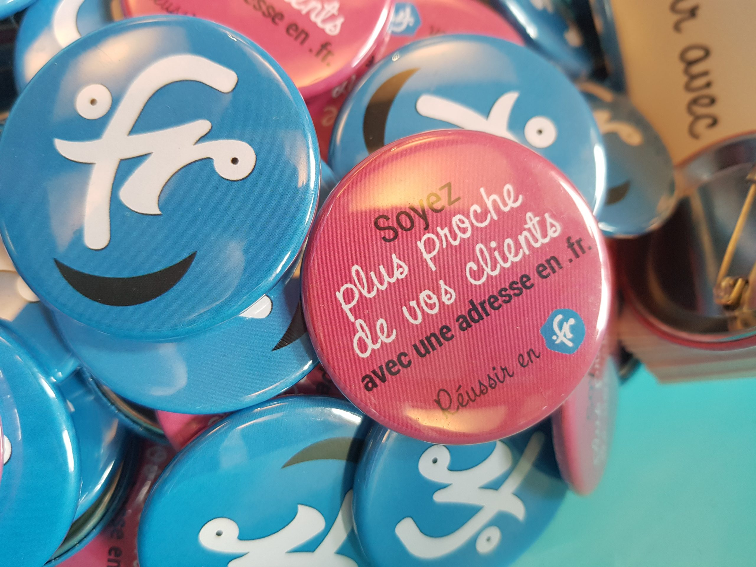 Badges .fr