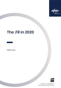 The .fr in 2020