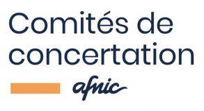Comités de concertation Utilisateur bureaux d'enregistrement